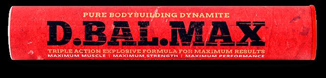 D.Bal.MAx banner